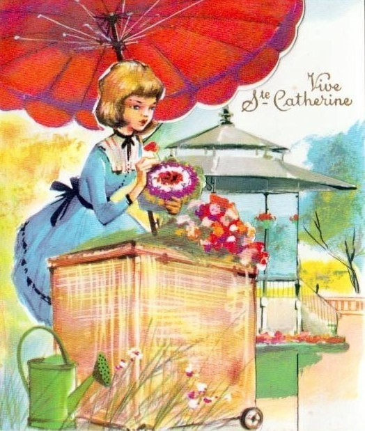 Cartes  Postales  SAINTE  CATHERINE