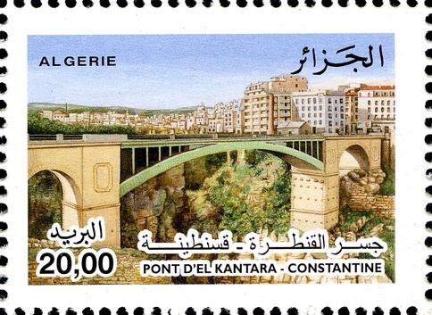 """Résultat de recherche d'images pour """"algerie - timbres/el kantara"""""""