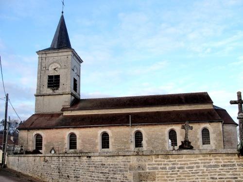 église de Bissey la Côte