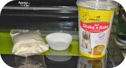 LES MUFFINS SHAKE & BAKE