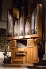 Nouvel orgue de Chœur à Oudenaarde