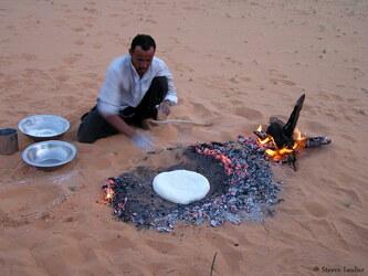 Au coeur de l'Akakous, Libye