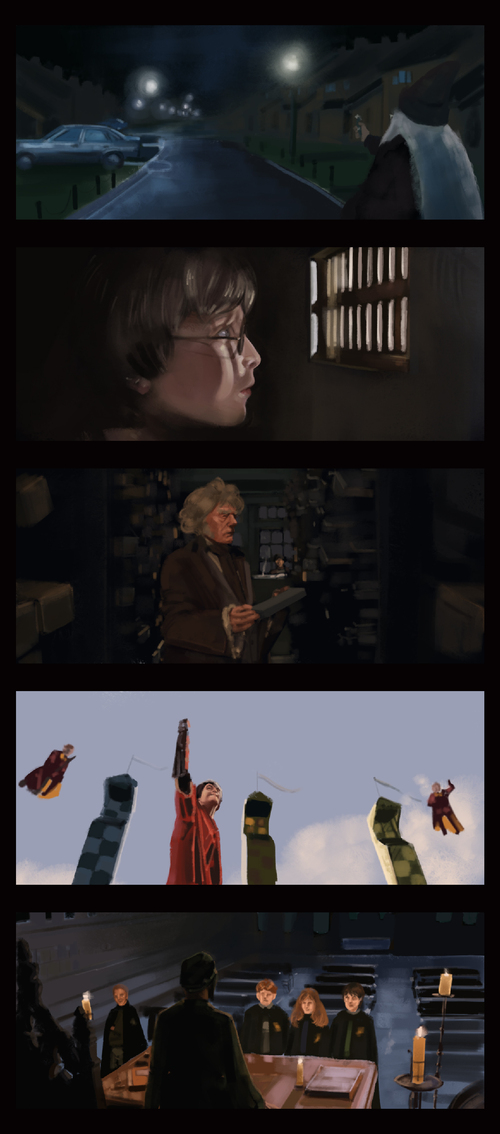 Movie Shots - Harry Potter 1 #1