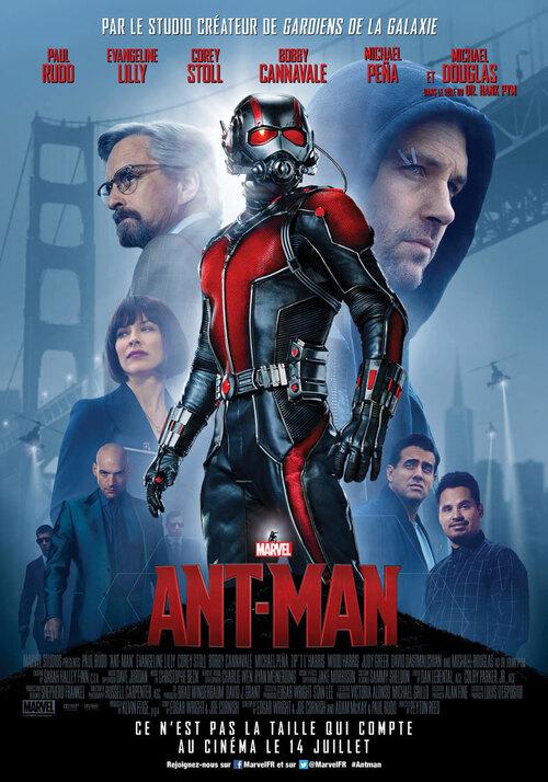 "Bonsoir a l'honneur : "" Ant-Man """