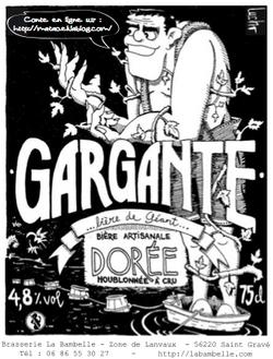 L'incroyable histoire de la Gargante