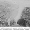 Salves des cababiñeros espagnols le 13 juillet 1894