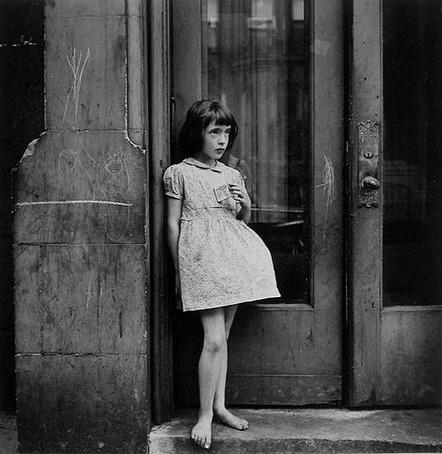 08 - Portraits d'enfants mélancoliques