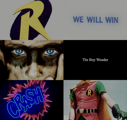 Picspams challenge #4 : Dick Grayson
