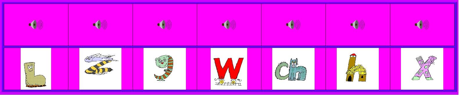 exercice avec consonnes