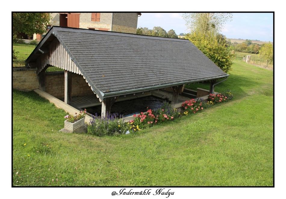 Rilly sur Aisne et son lavoir