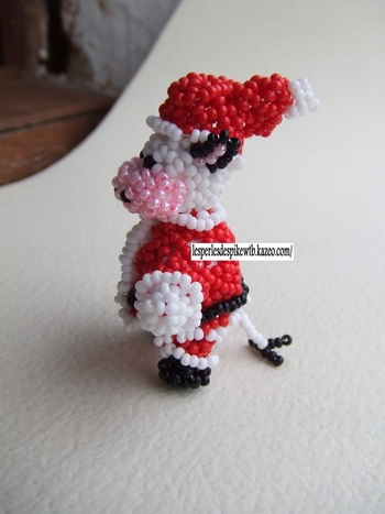 Petite Vache Noël (profil)