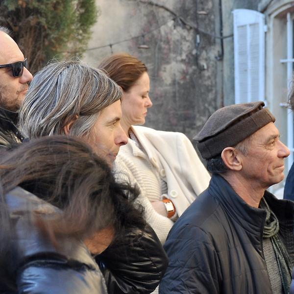 Gwenola Menou, Jean-Marc Andrieu amis de Toni Grand