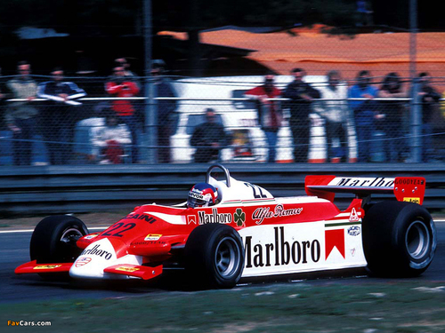 Alfa Romeo en Formule 1