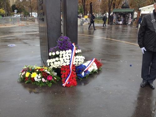 * la 1er DFL et la Fondation de la France Libre ont rendu hommage au Général Diégo BROSSET