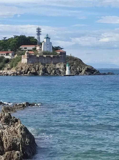 Randonnée à Port Vendres