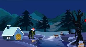 Jouer à Find the Christmas gift escape