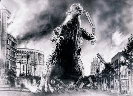 Kaijû, les monstres japonais