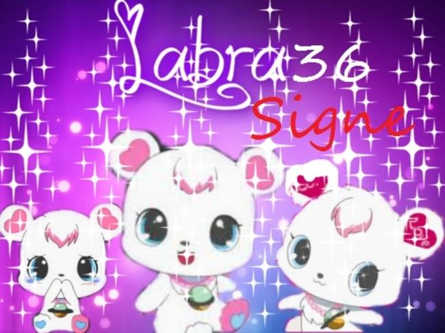 Mes signatures !