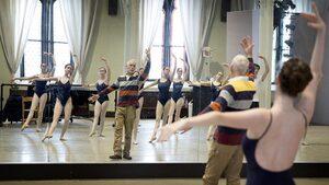 dance ballet class jose mateo