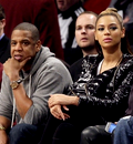 Photos HQ : Beyonce & Jay-Z au matche des Nets vs Clippers