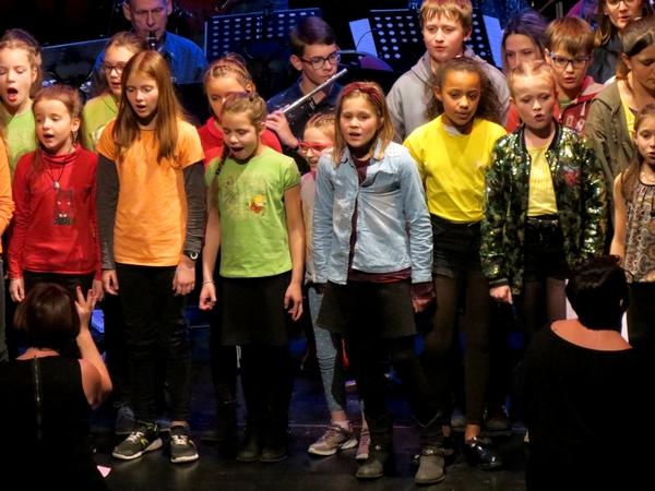 L'Ecole Municipale de Musique (EMM) de Châtillon sur Seine a présenté un concert original et superbe au Théâtre Gaston Bernard