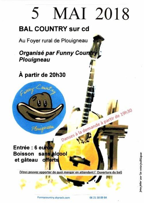 affiche- playlist plouigneau 05-05-2018 2 -20h30