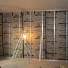 Ossature métallique murs