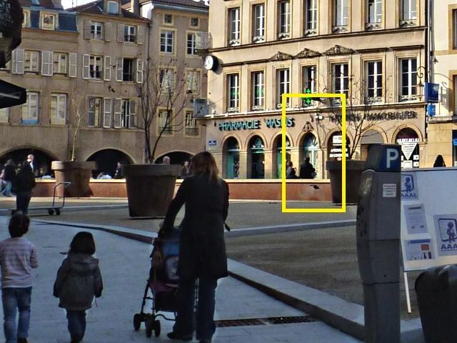 Metz 15 porte Saint-Louis 27 06 10