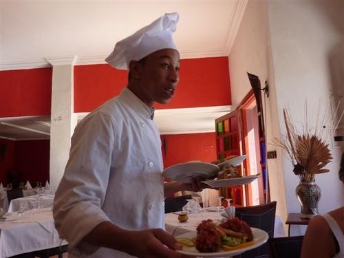 """Retrouvailles avec """"notre"""" ancien Grand Chef"""