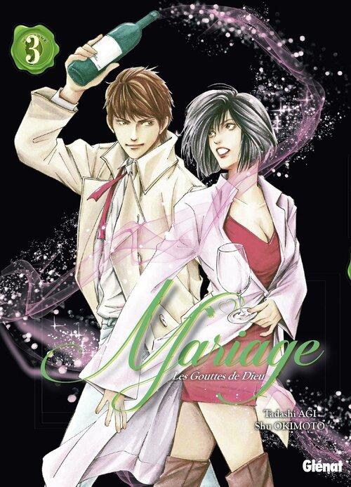 Les gouttes de Dieu - mariage - Tome 03 - Tadashi Agi & Shu Okimoto