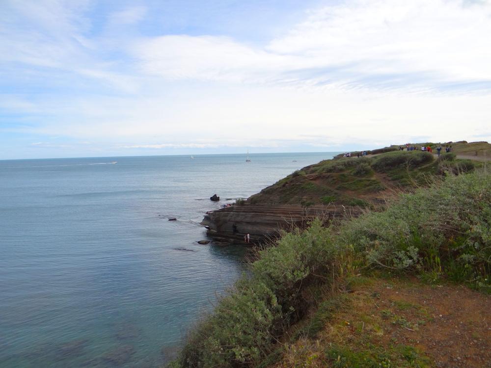 le crau d Agde vu différemment...le littoral