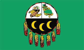 Kootenai Tribe flag