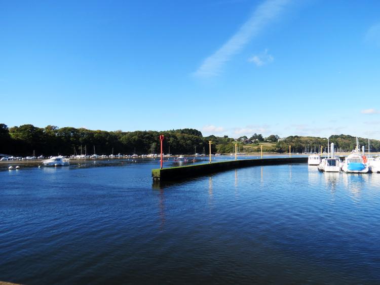Guidel-Plage (Morbihan) - Découverte