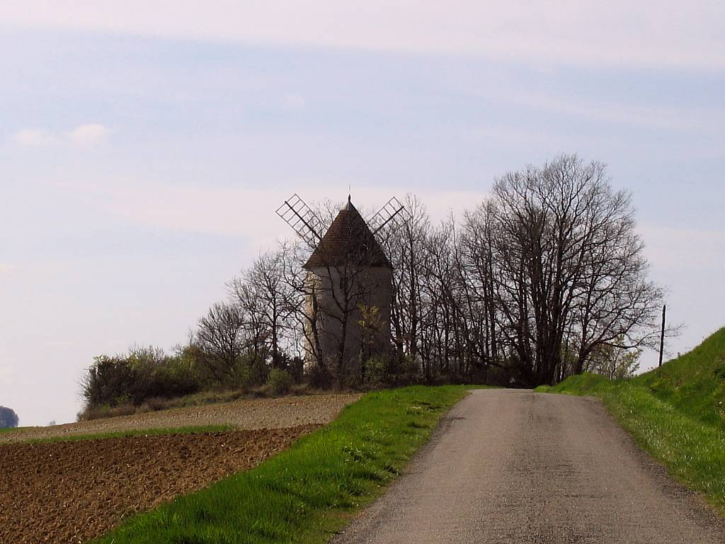 Moulin Saint Clar1