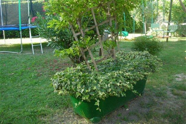 Que Faire Avec Une Vieille Baignoire art de vivre 2des pots et jardinières qu'il fallait oser ! - frawsy