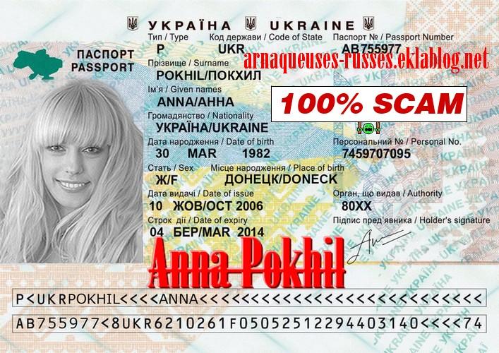 UKRAINIAN SCAMMER-93