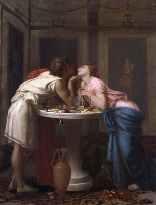 Peintures d'Auguste TOULMOUCHE