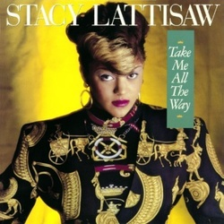 Stacy Lattisaw - Take Me All The Way - Complete LP