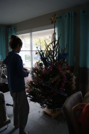 Préparatifs de Noël 2012