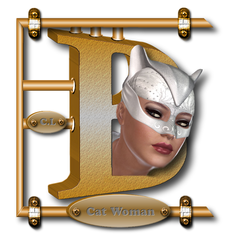 Template n°8 (Cat Woman )