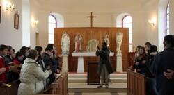 En ce 12 mars, premier pèlerinage 2016 au Sacré-Coeur