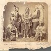 Red Fox, Bear Skin, Red Dog, Rocky Bear, Living Bear - Oglala - 1870