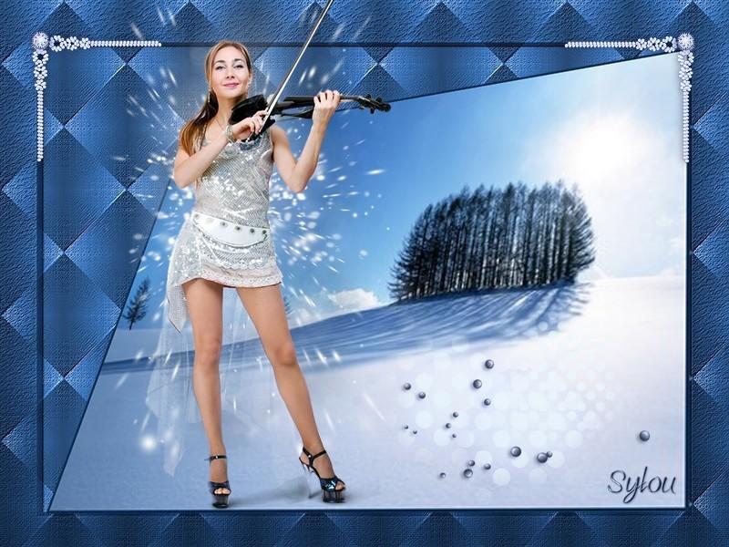 La violoniste ღ