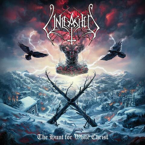 UNLEASHED - Le morceau-titre du nouvel album The Hunt For White Christ dévoilé