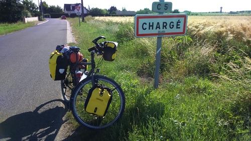 Vélo semaine 2