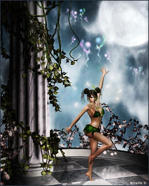 Danse Nocturne Féérique