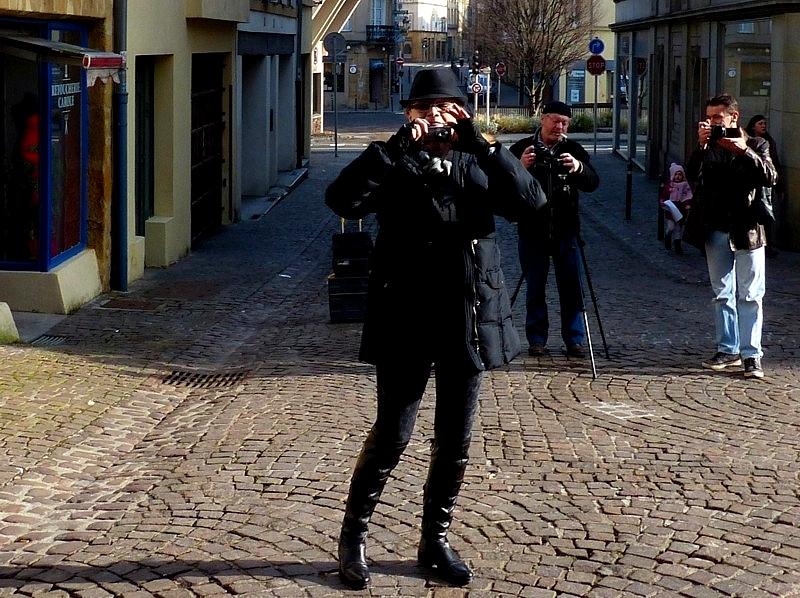 Metz / Février 2015 en photos...