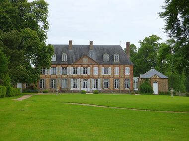 Le chemin de la source Cristal Château