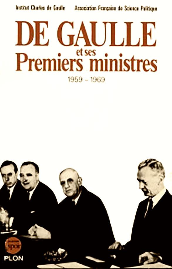 De Gaulle-ministres