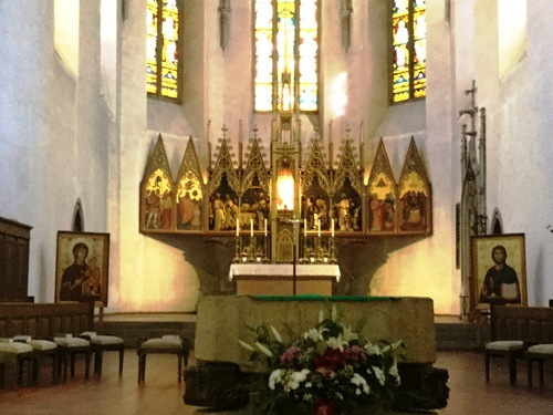 Fribourg en Allemagne (photos)